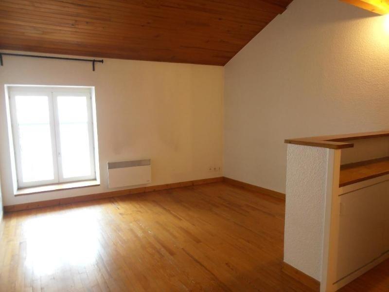 Location appartement Nantua 377€ CC - Photo 2
