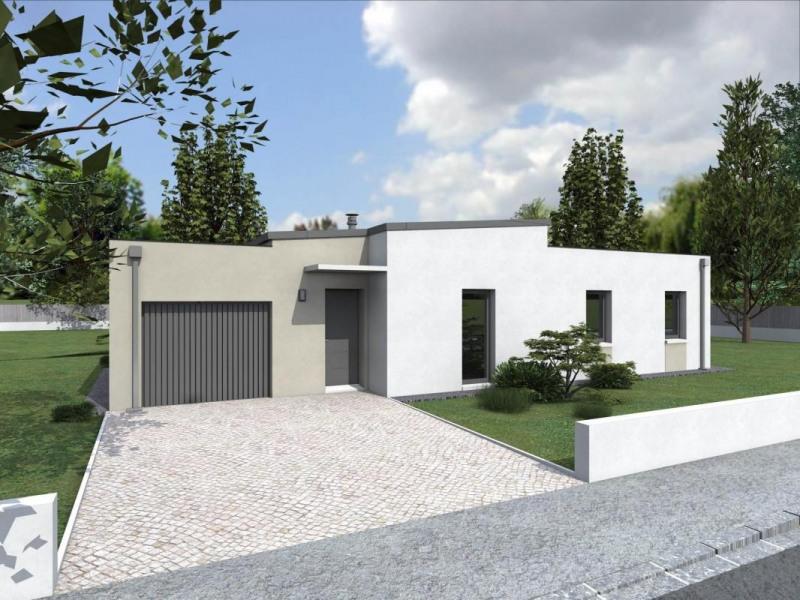 Maison  5 pièces + Terrain 710 m² La Copechagnière par ALLIANCE CONSTRUCTION LA ROCHE SUR YON