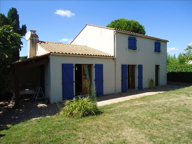 Vente maison / villa La mothe achard 230500€ - Photo 1