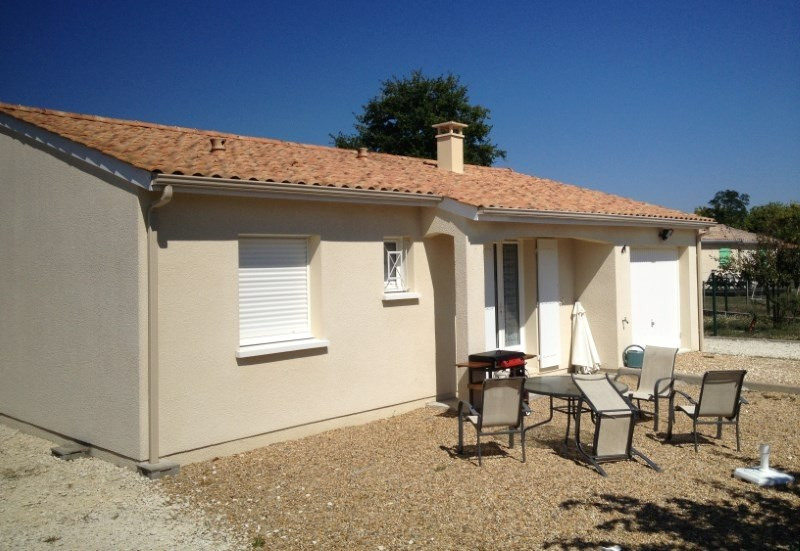 Vente maison / villa Vendays montalivet 177000€ - Photo 1