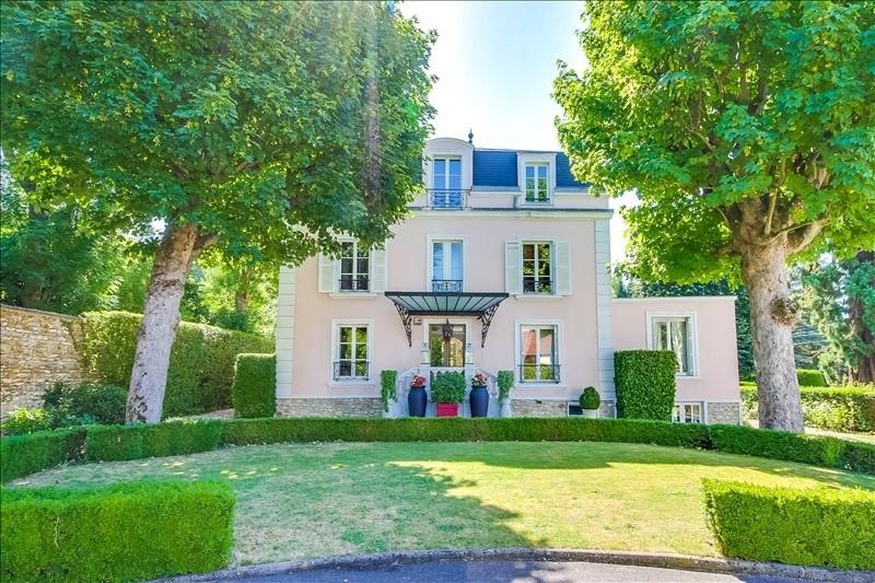 Sale house / villa St leu la foret 849000€ - Picture 2