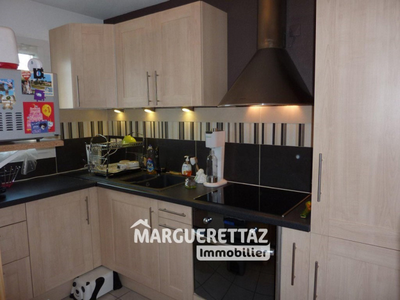 Vente appartement Scionzier 123000€ - Photo 2