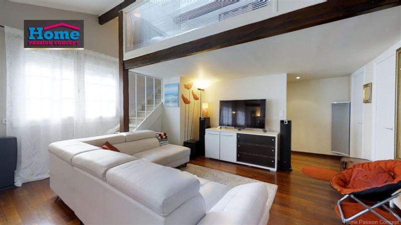 Sale apartment Nanterre 530000€ - Picture 3