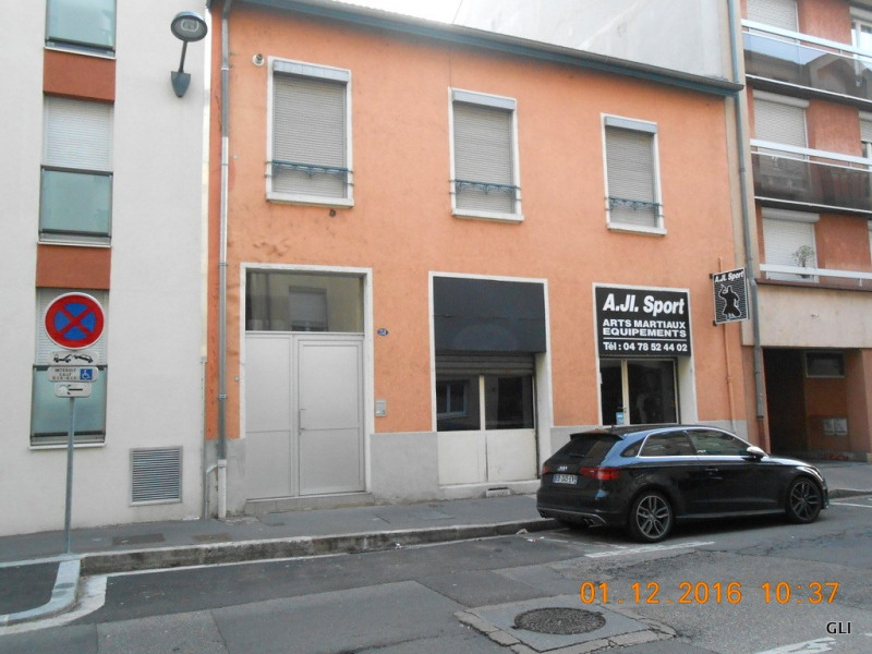 Rental apartment Villeurbanne 550€ CC - Picture 8