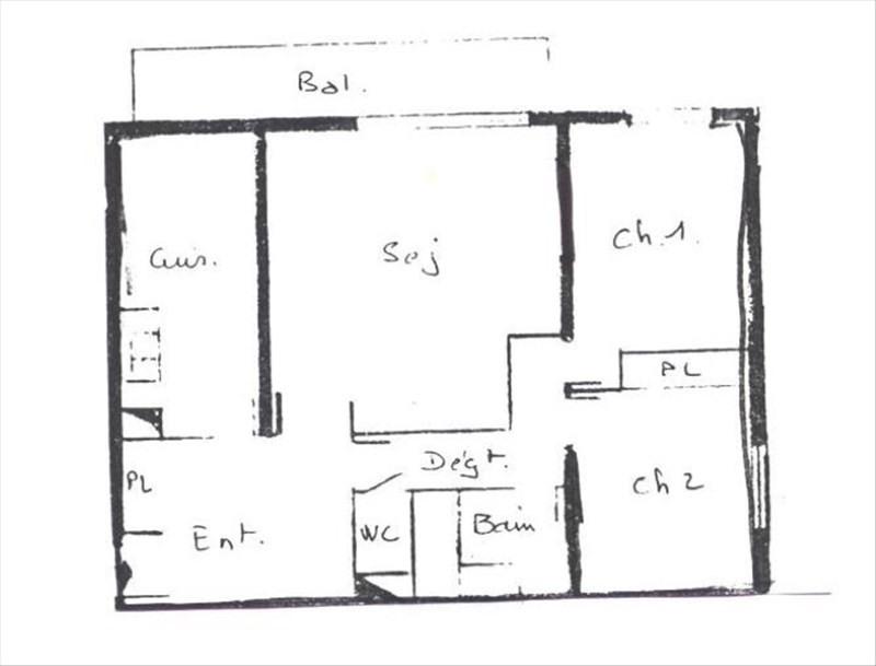 Location appartement Les ulis 919€ CC - Photo 6