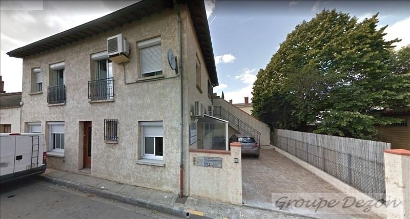 Produit d'investissement immeuble Toulouse 390000€ - Photo 1