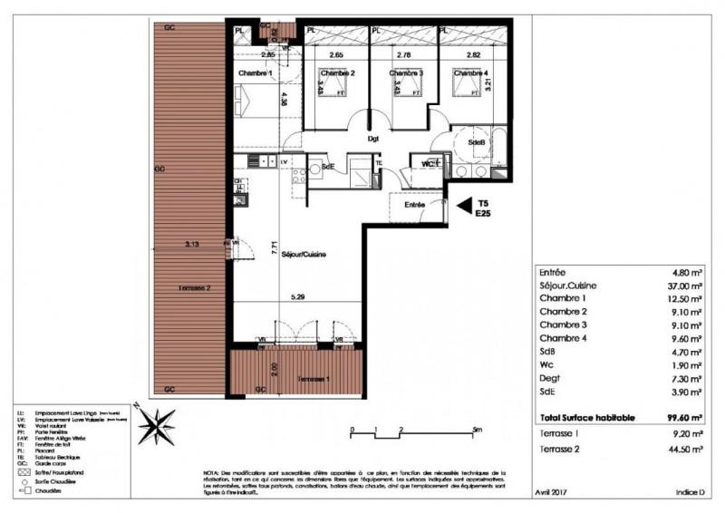 Vente appartement Tournefeuille 352000€ - Photo 2