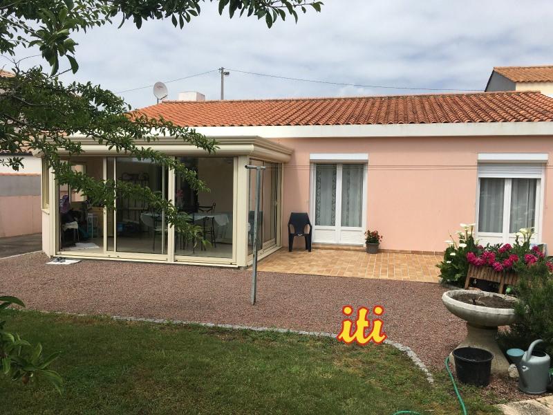 Vente maison / villa Chateau d olonne 279000€ - Photo 1