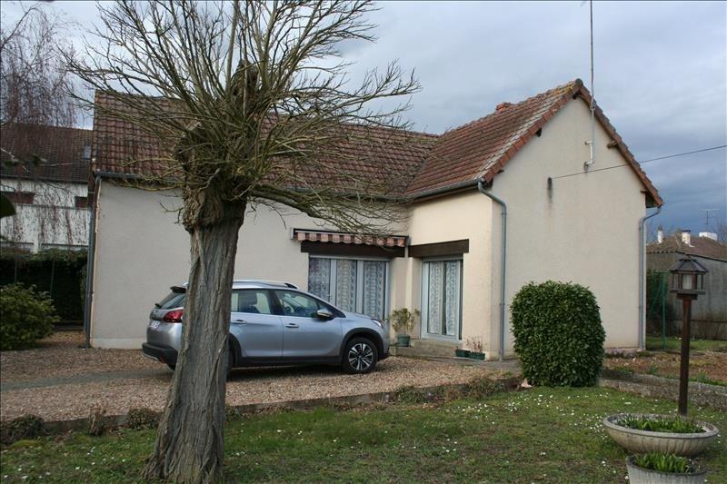 Sale house / villa Vendome 81000€ - Picture 5