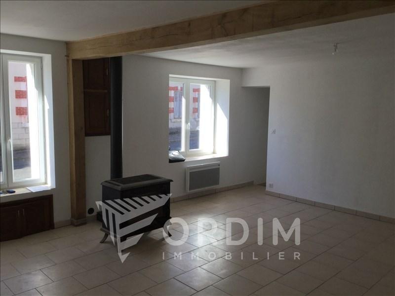 Location maison / villa Santranges 575€ CC - Photo 2