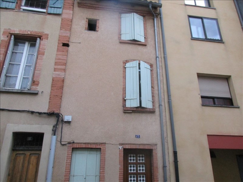 Investment property building Montauban 91000€ - Picture 1
