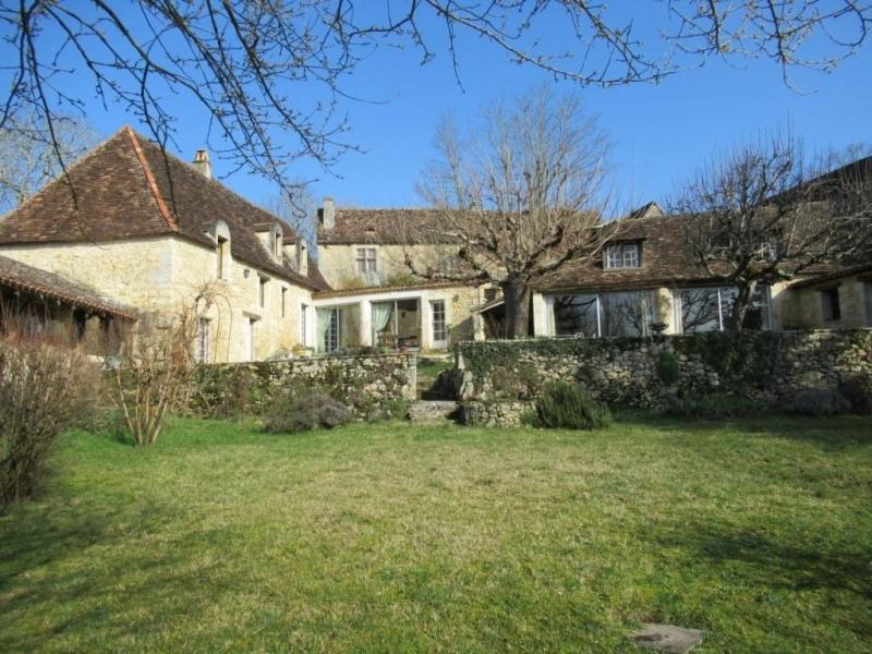 Sale house / villa Lamonzie montastruc 370000€ - Picture 1