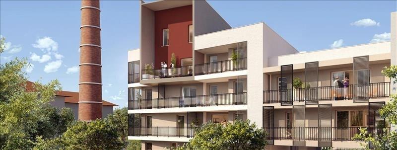 Rental apartment Toulouse 582€ CC - Picture 1