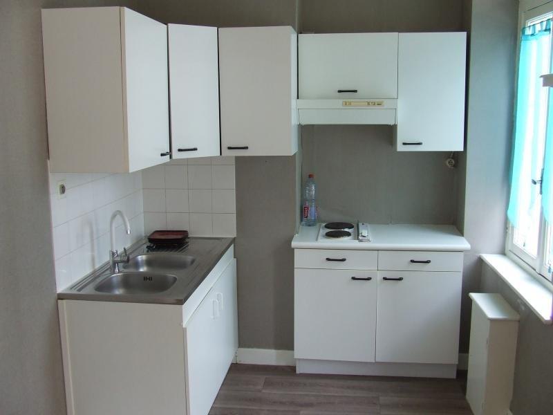 Rental apartment Hirson 400€ CC - Picture 1