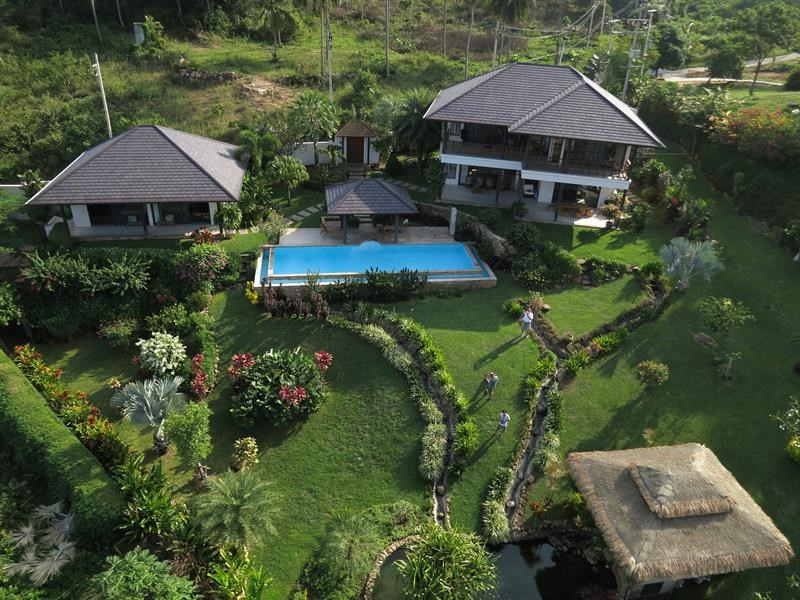 Vente maison / villa Surat thani 1 050 000€ - Photo 1