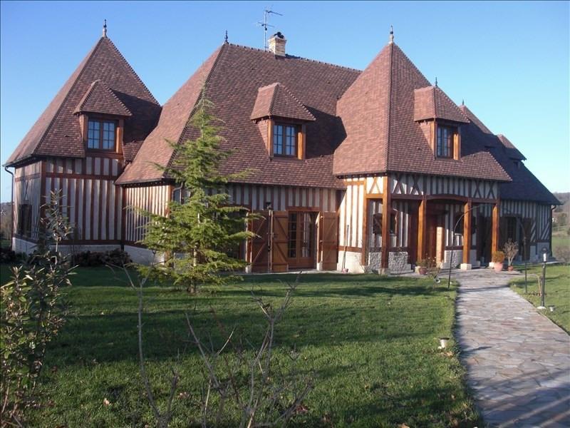 Vente de prestige maison / villa Gonneville sur mer 1100000€ - Photo 1