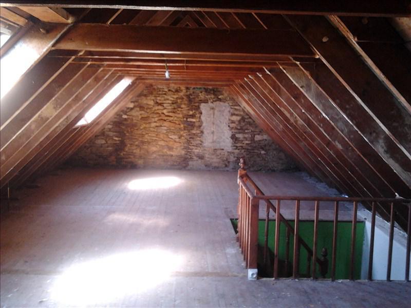 Sale house / villa Cleden cap sizun 89250€ - Picture 7
