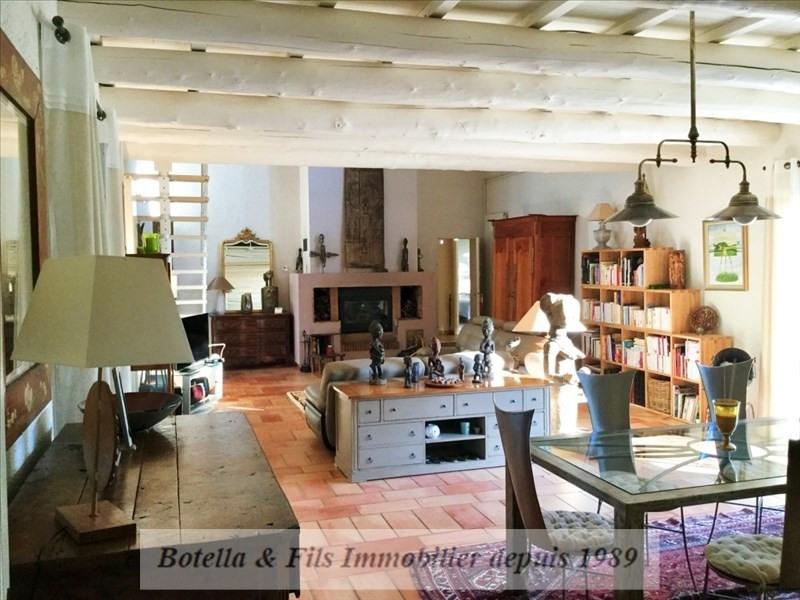 Venta de prestigio  casa Uzes 525000€ - Fotografía 3