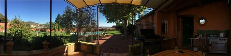 Vente maison / villa Arnas 429000€ - Photo 5