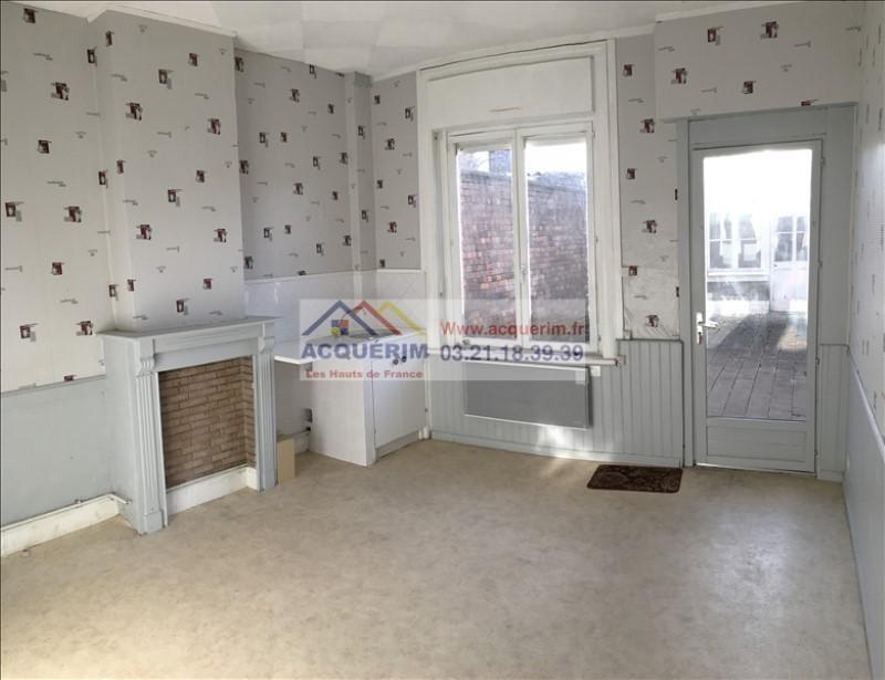 Vente maison / villa Carvin 89000€ - Photo 3