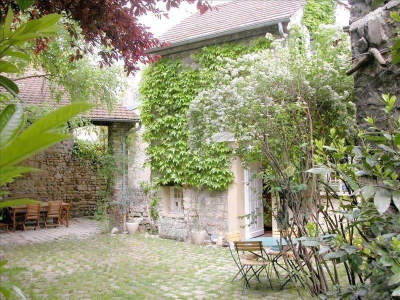 Venta  casa Villennes sur seine 550000€ - Fotografía 1