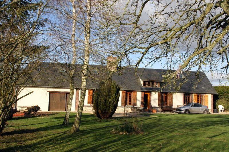 Vente maison / villa Conches en ouche 188500€ - Photo 6