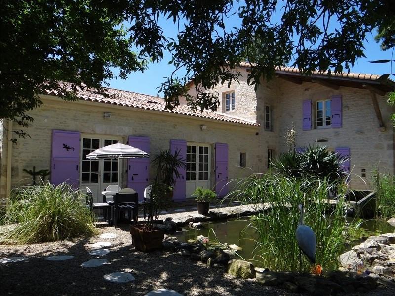 Deluxe sale house / villa St medard d aunis 495000€ - Picture 1