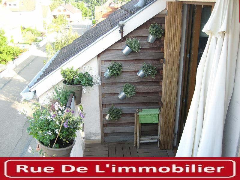 Vente appartement Haguenau 123000€ - Photo 1