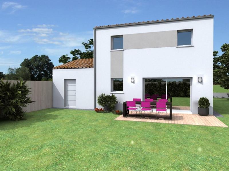 Maison  5 pièces + Terrain 360 m² Château-Thébaud par ALLIANCE CONSTRUCTION VALLET