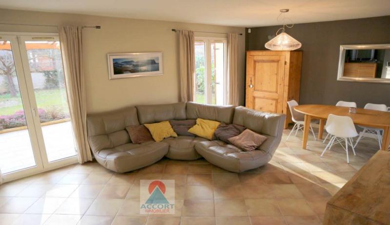 Sale house / villa Vetraz-monthoux 422000€ - Picture 2