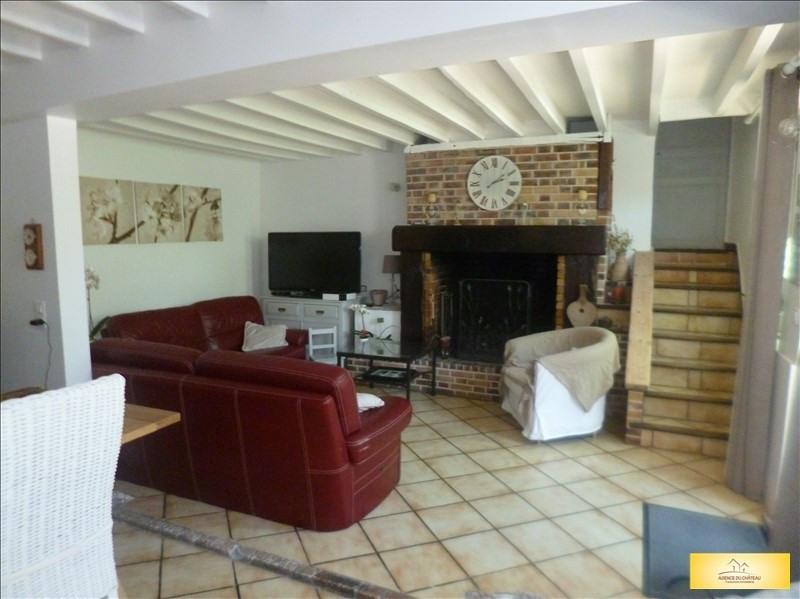 Vente maison / villa La villeneuve en chevrie 258000€ - Photo 5