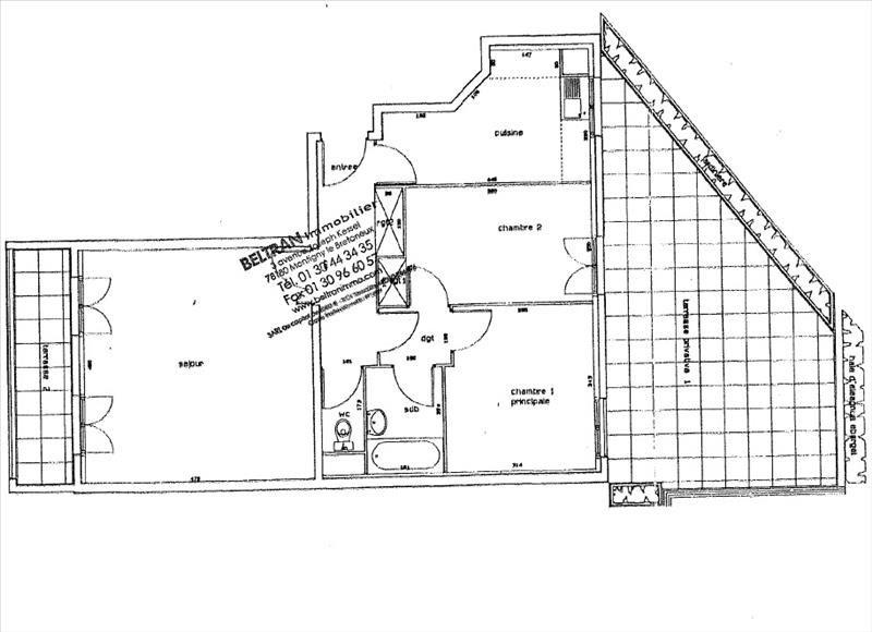Venta  apartamento Guyancourt 249800€ - Fotografía 9