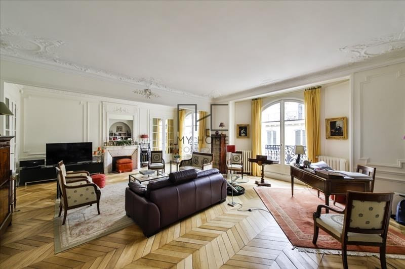 Vente de prestige appartement Paris 17ème 2 940 000€ - Photo 2