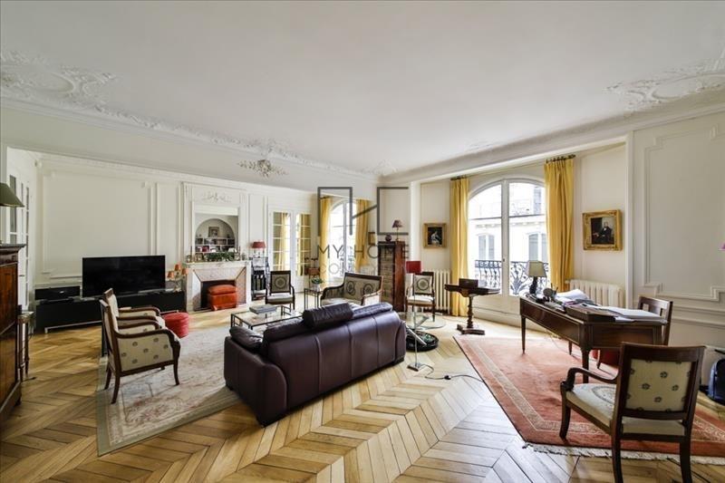 Deluxe sale apartment Paris 17ème 2940000€ - Picture 2