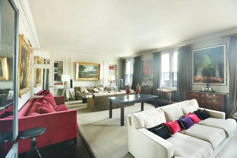 Revenda residencial de prestígio apartamento Paris 7ème 4160000€ - Fotografia 2