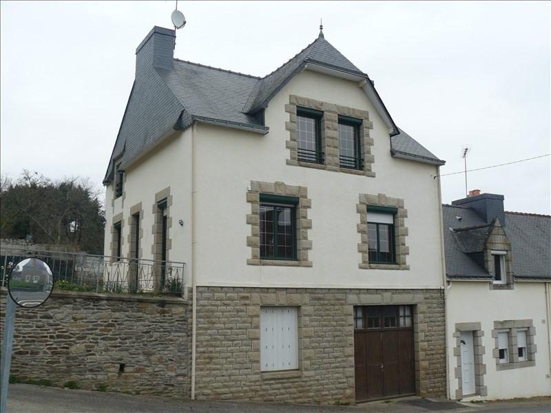 Sale house / villa Hellean 137800€ - Picture 1