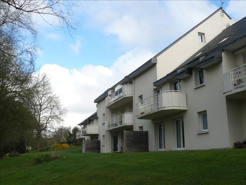 Vente appartement Josselin 80200€ - Photo 1