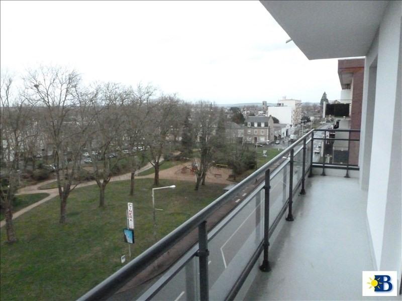 Vente appartement Chatellerault 70000€ - Photo 1
