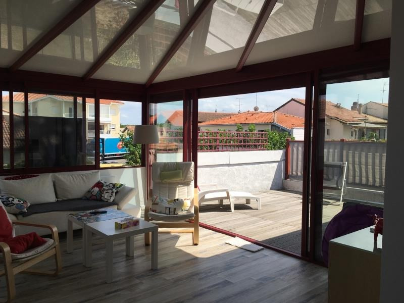 Venta  apartamento Vieux boucau les bains 294000€ - Fotografía 1