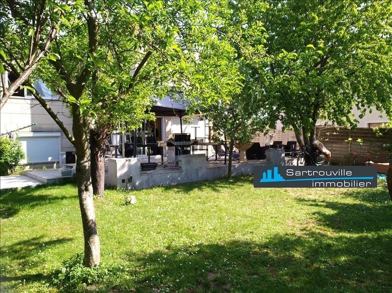 Sale house / villa Argenteuil 595000€ - Picture 1