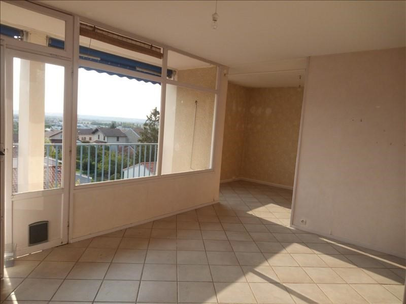 Vente appartement Amberieu en bugey 97 000€ - Photo 4