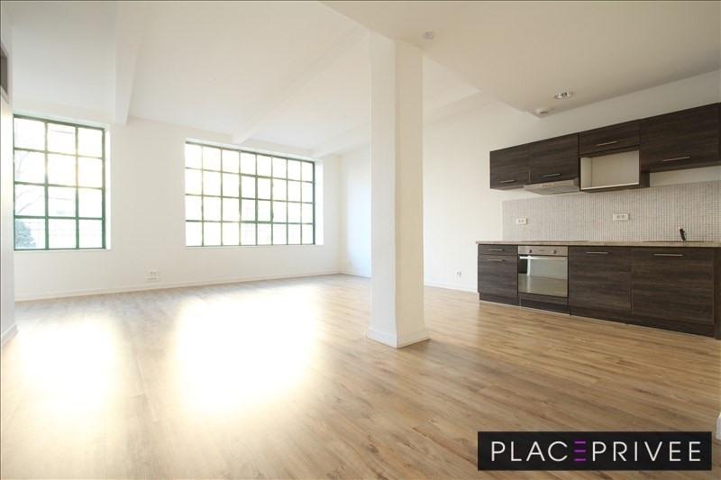 Rental apartment Nancy 1180€ CC - Picture 1