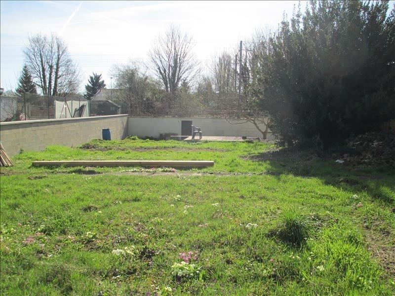 Vente terrain St leu d esserent 79000€ - Photo 1