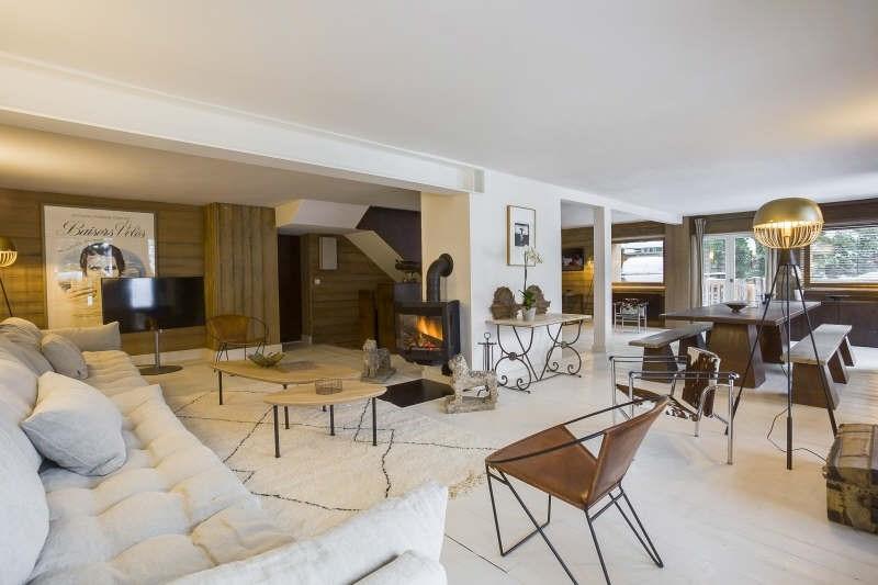 Deluxe sale house / villa Meribel 6900000€ - Picture 1