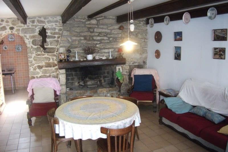 Vente maison / villa Pont croix 89250€ - Photo 2