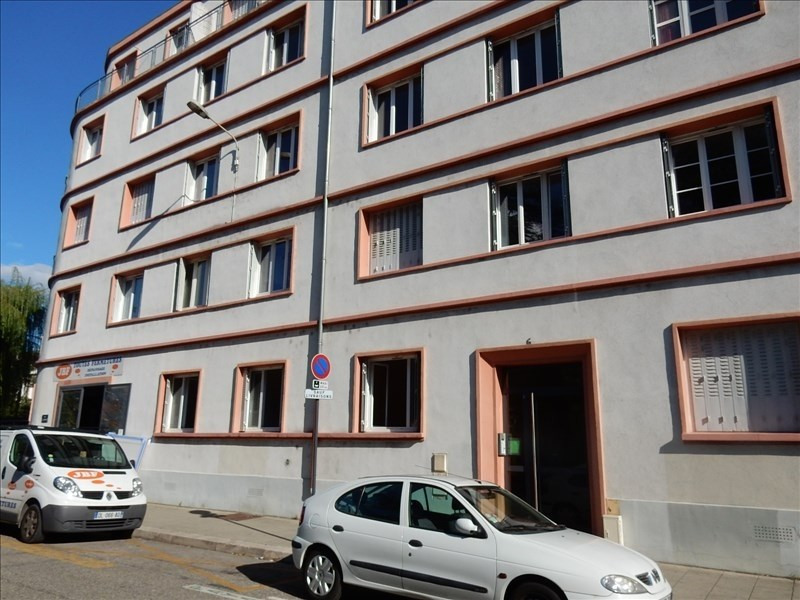 Vente appartement Grenoble 100 000€ - Photo 1