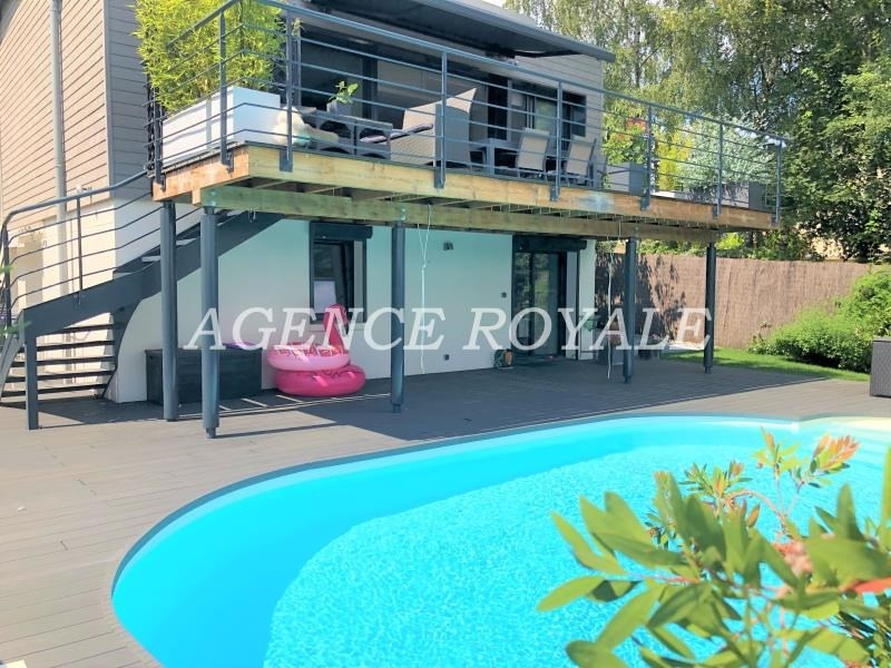 Deluxe sale house / villa Mareil marly 1155000€ - Picture 1