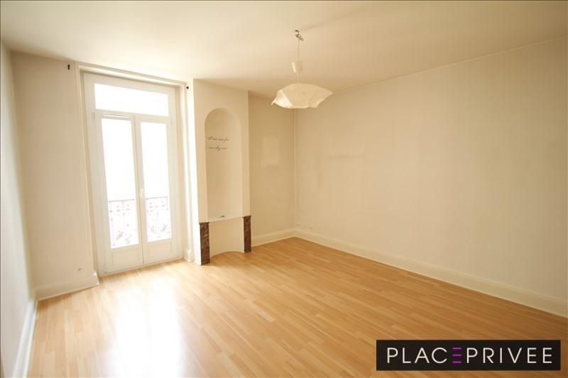 Sale apartment Nancy 95000€ - Picture 1