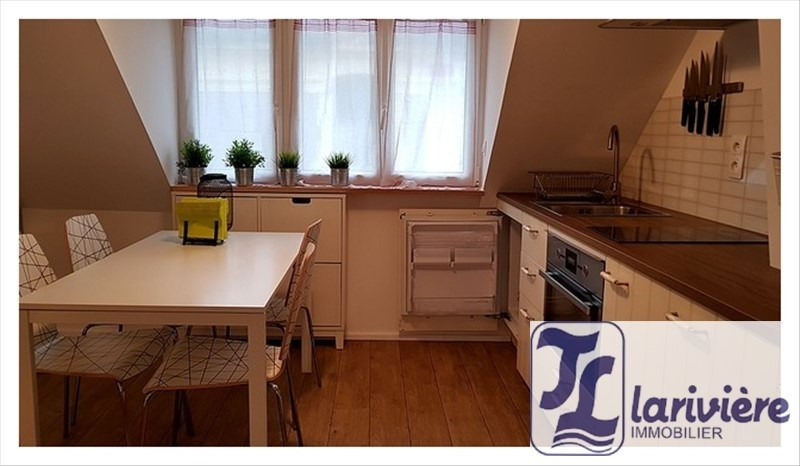 Location appartement Wimereux 370€ CC - Photo 1