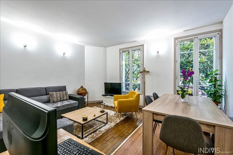 Sale apartment St cloud 435000€ - Picture 5